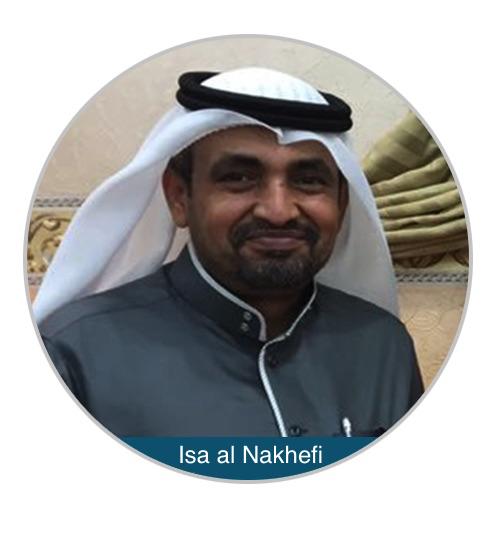 Isa al Nakhefi